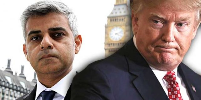 Sadiq Khan Warns Facebook and Twitter on 'Hate Speech' and Fake News, Blames Donald Trump