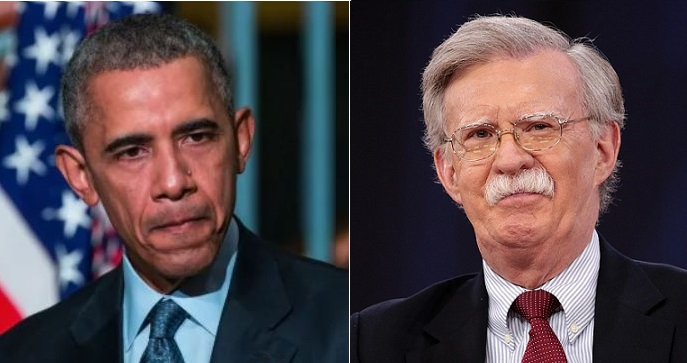John Bolton Set To Purge Obama Holdovers From White House: 'They Should Start Packing'