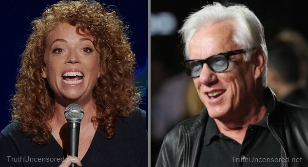 James Woods Destroys Gutter 'Comedian' Michelle Wolf in Epic Tweetstorm