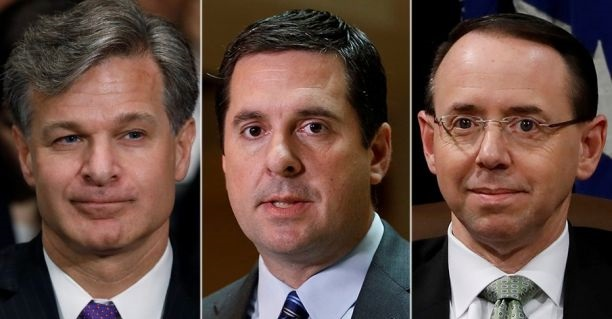 Nunes Threatens FBI With legal Action Over Memo That Started Mueller Russia Probe (Video)