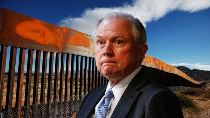 Justice Department Announces 'ZERO-Tolerance' Policy On Illegal Border Crossings