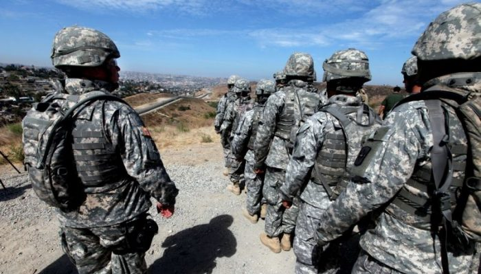 More States Pledge Hundreds Of National Guard Troops To Protect US-Mexico Border (Video)