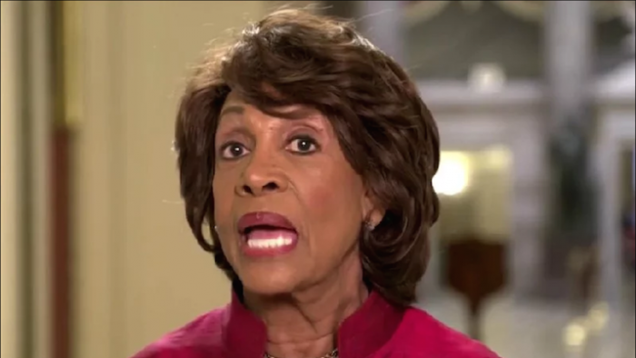 Waters Bucks Pelosi: 'I'm With the 70 Percent' of Democrats Wanting Trump Impeached (Video)