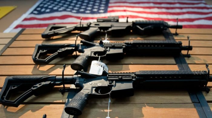 Chicago Suburb Empowers Police Chief to Confiscate 'Assault Weapons,' 'High Capacity' Magazines