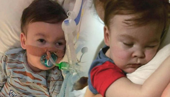 Rest In Peace: Toddler Alfie Evans Has Passed Away (Video)