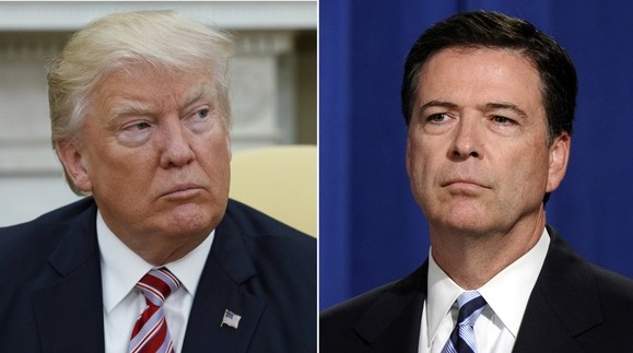 WATCH: Comey Says It Wasn't His 'Goal' To Give Trump All The Facts On Dossier