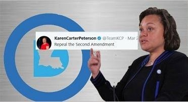 DNC Vice Chairwoman Echos The Call To 'Repeal The 2nd Amendment' – Twitter Destroys Her