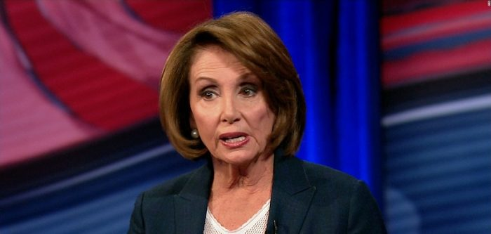 Pelosi Fumbles Through CNN Town Hall Questions When Asked About 'Crumbs', Collusion Evidence (Video)