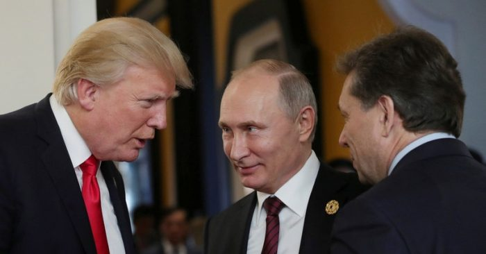 Moscow Welcomes Trump's Desire to Meet Putin, Mend Ties and Curb Arms Race