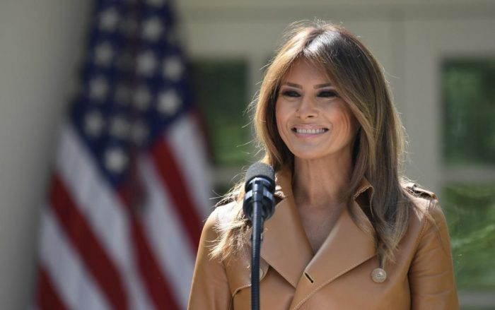 Melania Bullied on Twitter For Her Looks and Accent After Anti-Bullying Speech