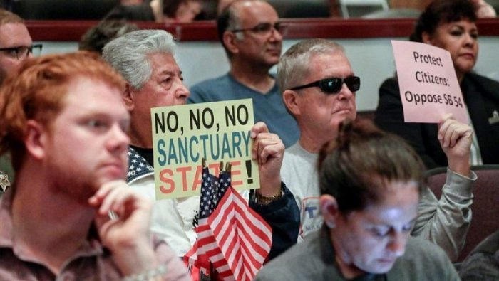 Largest City in California Revolts Against Sanctuary State Law (Video)