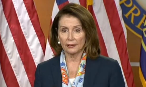 'So Inhumane': Pelosi Scolds Trump, Claims He Called Undocumented Immigrants 'Animals' (Video)