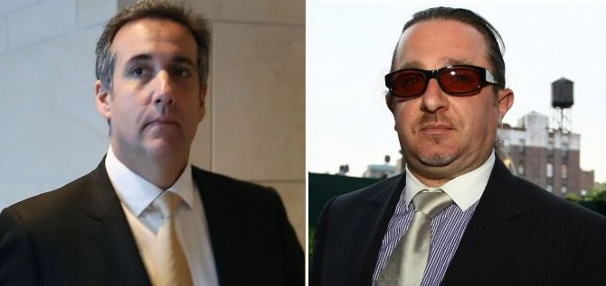 Cohen's Business Partner Strikes Plea Deal With Mueller Rather Than Face Financial Ruin