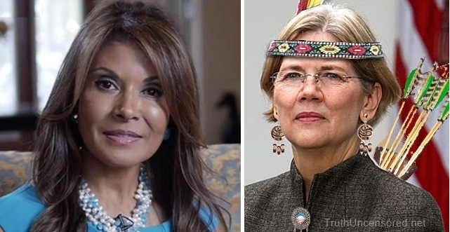 Direct Descendant of Pocahontas Wants Elizabeth Warren to Take a DNA Test (Video)