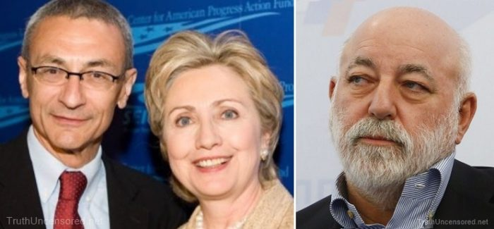 Russian Oligarch Who Allegedly Paid Michael Cohen Is Linked To Clinton Foundation And John Podesta