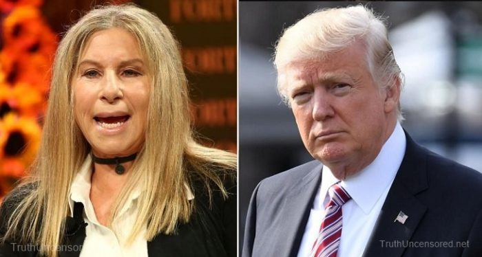 Barbra Streisand: Trump Iran Deal Withdrawal Will 'Endanger the World' – Twitter Destroys Her