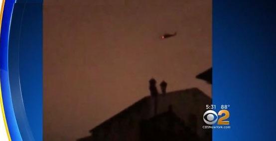 Department of Defense Training Exercise Terrifies Unprepared Residents (Video)