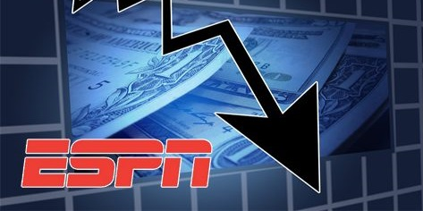 ESPN Loses Half A Million Subscribers . . . In One Month