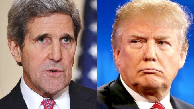 White House Sources: John Kerry's Secret Lobbying Backfired, Helped Kill The Iran Deal