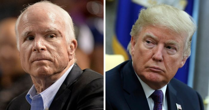 'I Would Do it Again,' McCain Writes About Release of Steele Dossier to FBI