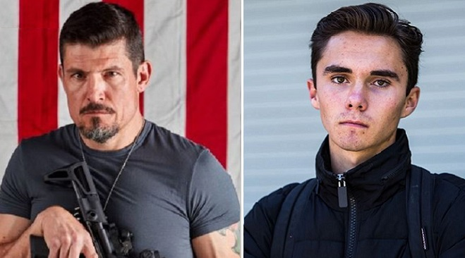 Military Vet Who Survived Benghazi Attack Blasts Parkland Activist For Gun Control Tweet