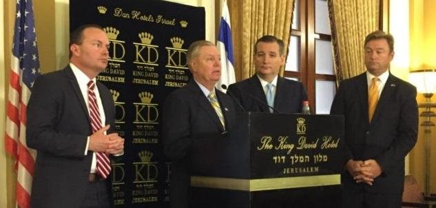 Democrats Boycott US Embassy Opening in Jerusalem