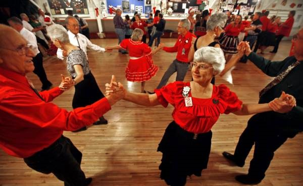 "Square Dancing is a ""Tool of White Supremacy"" and an ""Effort to Uphold Whiteness"""