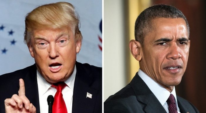 Trump Slams Obama For 'Doing Nothing' About 'So-Called Russian Meddling' Before The Election