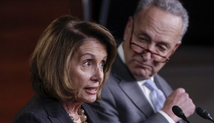 "Pelosi Doubles Down On Claim She Would Roll Back Middle Class Tax Cuts As ""Accurate"" (Video)"