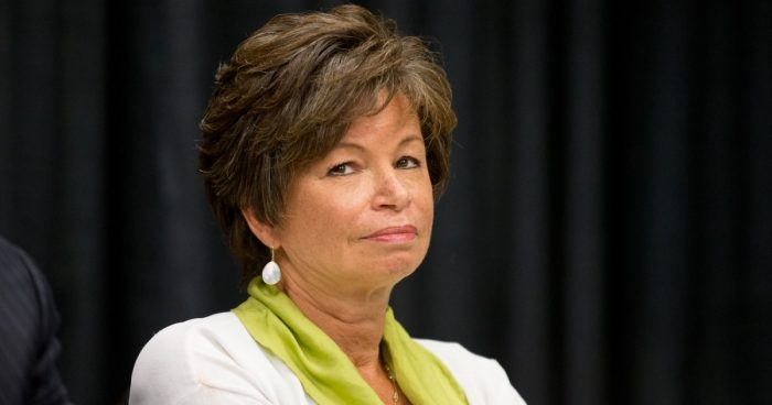 Valerie Jarrett on Low Unemployment Numbers: We Should Give Obama Credit For Todays Progress (Video)