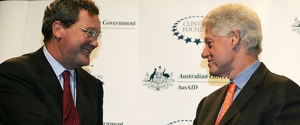 Australian Diplomat Whose Tip Prompted FBI's Russia-Probe Has Financial Ties to Hillary Clinton (Video)