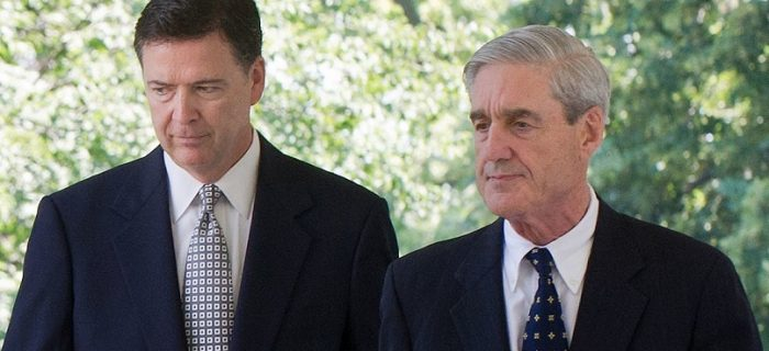 Collusion: Emails Show Comey Consulted With Mueller Prior to Testimony About Trump Firing (Video)