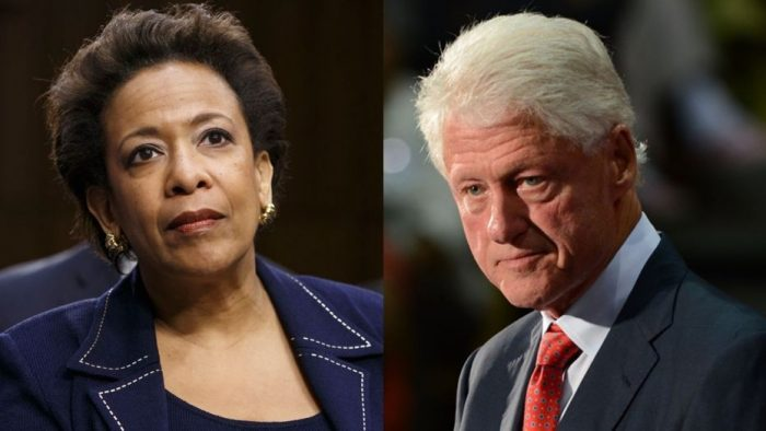 Bill Clinton 'Offended' Over Criticism of His Secret Tarmac Meeting With Loretta Lynch