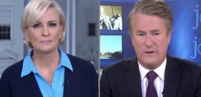 'Morning Joe' Host Says Trump Is 'Openly Racist' And So Are His Supporters (Video)