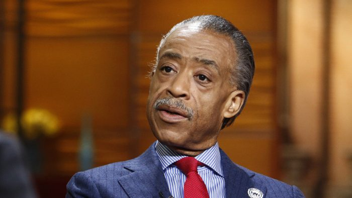 Sharpton on Separating Families: 'Trump's Base Wouldn't Tolerate Seeing WHITE Children Treated Like That' (Video)