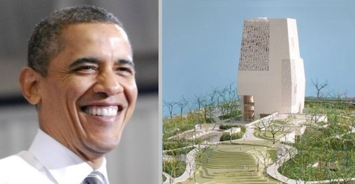 Obama Presidential Center to Cost Outraged Taxpayers Nearly $200 Million