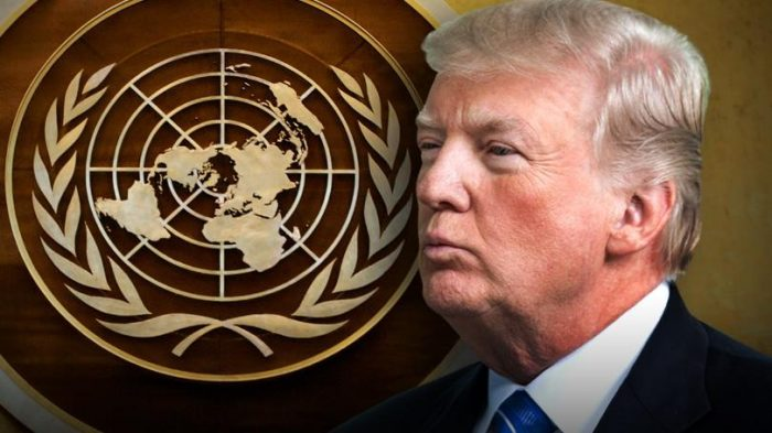 United Nations Declares Trump's Immigration Enforcement a 'Serious Violation' of Human Rights