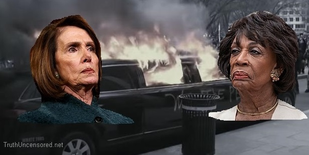 GOP Releases Brilliant and Ruthless Ad Against the Democrats Featuring Pelosi and Waters (Video)