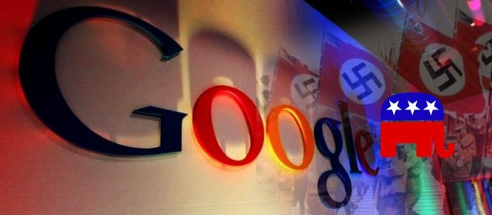 Google Under Fire For Listing 'Nazism' as the Ideology of the Republican Party (Video)