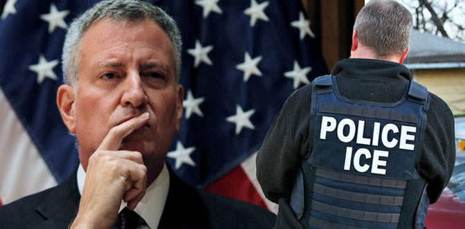 'Sanctuary' New York City Released 440 Dangerous Illegals Back onto the Streets