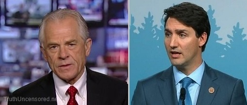 Peter Navarro on Trudeau: There's a 'Special Place in Hell' for Leaders Engaging in Bad-faith Diplomacy (Video)
