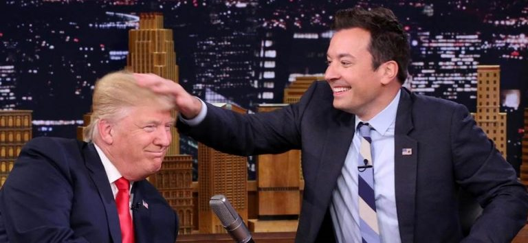 Trump Blasts Jimmy Fallon: Stop 'Whimpering' – 'Be a Man' About Interview Backlash (Video)