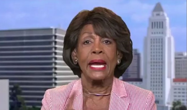 Maxine Waters Declares Open Season on Trump Administration Officials at Restaurants, Stores, and Gas Stations (Video)