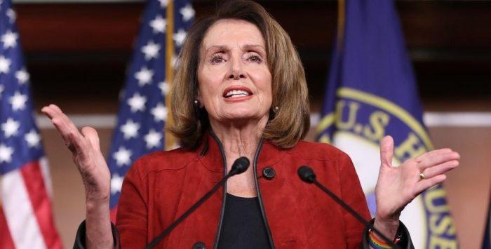 "Nancy Pelosi: Trump Immigration Plan a Campaign to ""Make America White Again"" (Video)"