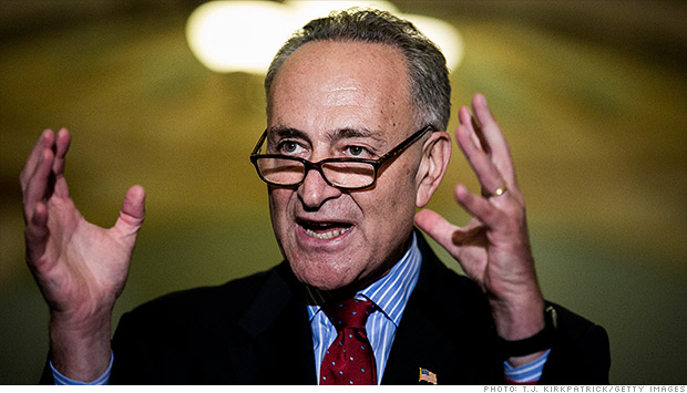 Schumer Unhinged: 'Trump Behavior at Summit Disturbing, Embarrassing', More Loyal to Russia Than NATO'