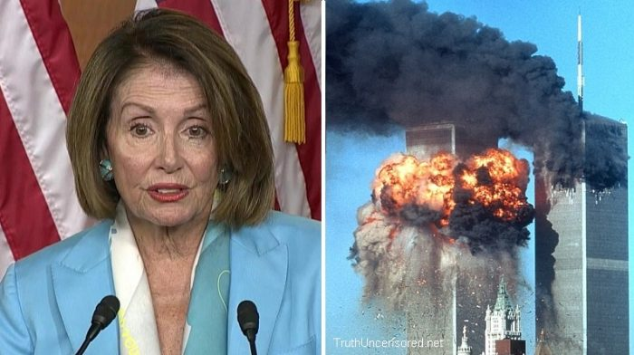 Nancy Pelosi Refers to 9/11 Terror Attacks as 'Incident' While Defending Weak Borders (Video)