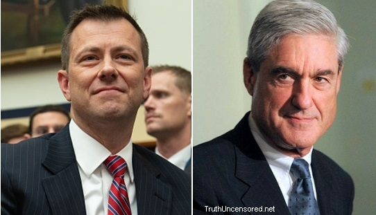 New Emails Reveal Peter Strzok's 'Assignment' Gave Mueller Special Authorities to Target President Trump