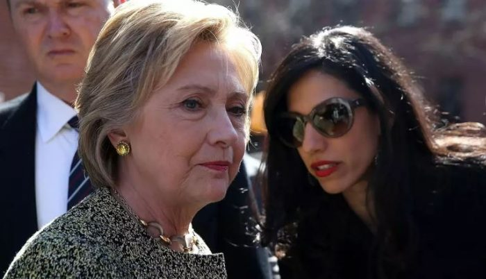 Hillary Clinton's Top Aide Huma Abedin Gave False Statements to FBI Agents in 2017 Interview