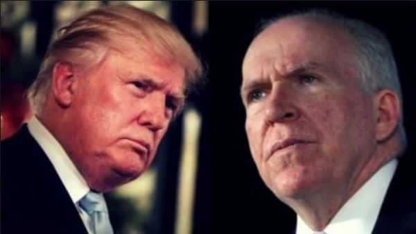 Brennan Called Out on Twitter for Anti-Trump Grandstanding: 'Knows Nothing About Treason'