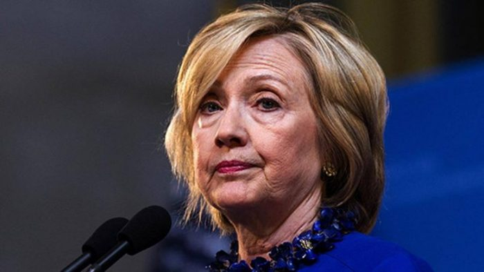 Hillary Clinton Begins Speech: 'I'm So Tired, I Can Barely Stand' (Video)